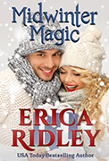MIDWINTER MAGIC by Paranormal Romance Author Erica Ridley