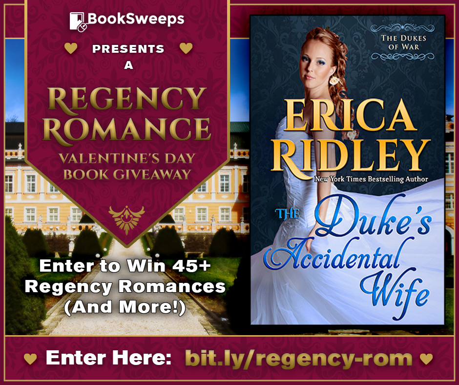 regency authors free book giveaways